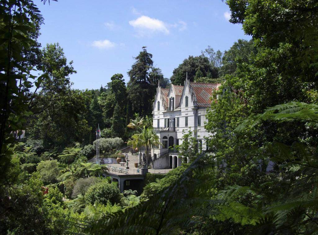Madeira Botanical Gardens: Monte Palace Tropical Garden