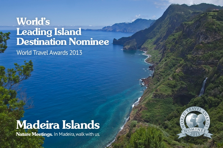 WTA 2013 WORLD Leading Island Destination Nominee - Madeira - Nature Meetings